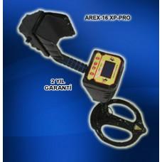 AREX 16 LCD EKRANLI DEDEKTÖR
