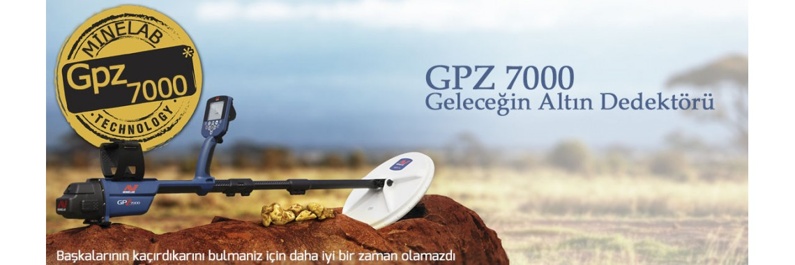 Minelab Gpx 7000