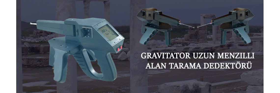 Gravitator Alan Tarama